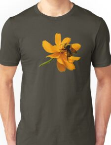 Bumble Bee Busy Unisex T-Shirt