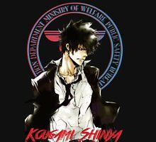 Kougami Shinya with stamp psycho pass Unisex T-Shirt