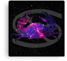 Astral Cancer Canvas Print