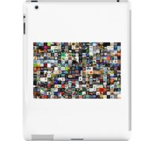 A Bunch of Album Covers Making ARt iPad Case/Skin