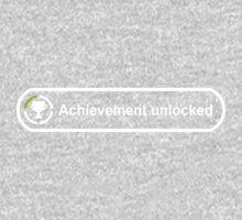 Achievement Unlocked Kids Tee