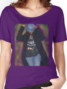 the rihanna nebula Women's Relaxed Fit T-Shirt