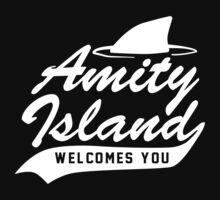 Amity Island One Piece - Short Sleeve
