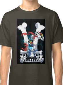 Sans and Papyrus Classic T-Shirt