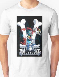 Sans and Papyrus Unisex T-Shirt