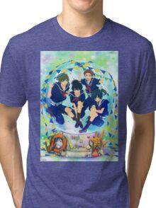 Free! 10 Tri-blend T-Shirt