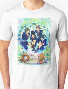 Free! 10 Unisex T-Shirt