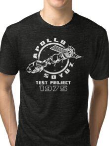Apollo Soyuz Tri-blend T-Shirt