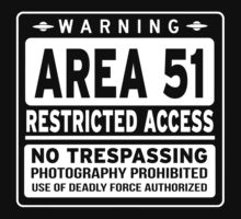 Area 51 One Piece - Short Sleeve