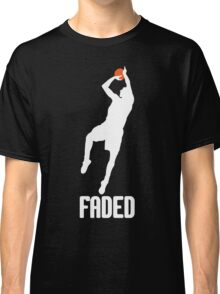 Faded - White Classic T-Shirt