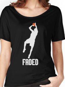 Faded - White Women's Relaxed Fit T-Shirt