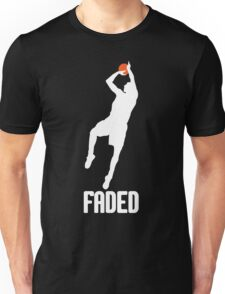 Faded - White Unisex T-Shirt