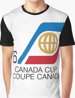 Canada Cup 1976 Graphic T-Shirt