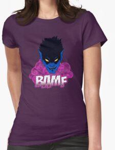 Nightcrawler Womens Fitted T-Shirt