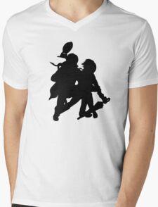 Dance Mens V-Neck T-Shirt