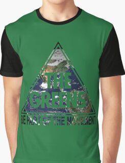 Greens Movement Graphic T-Shirt