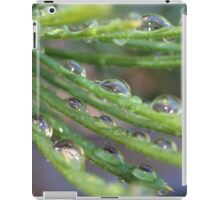 Water Droplets iPad Case/Skin