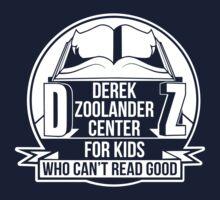 Derek Zoolander Center One Piece - Long Sleeve
