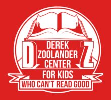 Derek Zoolander Center Kids Tee