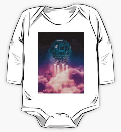 Out of the atmosphere One Piece - Long Sleeve