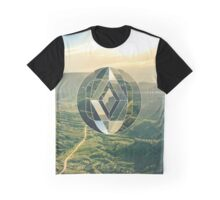 Eye of the Mountain Graphic T-Shirt