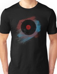 Vinyl Record - Modern Vinyl Records Grunge Design - Tshirt and more T-Shirt