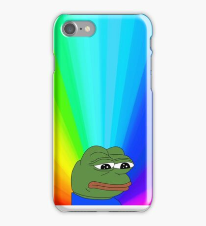Pepe Design iPhone Case/Skin