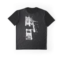 The door is open and the lights are on...  Graphic T-Shirt