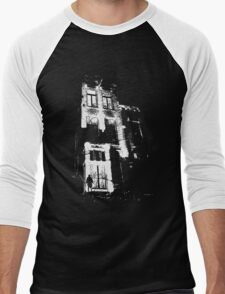 The door is open and the lights are on...  Urban TSHIRT Men's Baseball ¾ T-Shirt