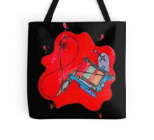 Tatted up!  Tote Bag