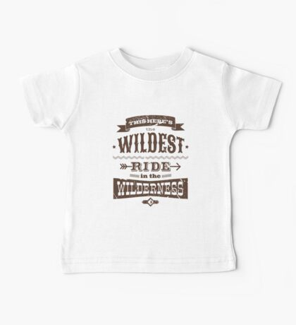 Big Thunder Mountain - Wildest Ride Baby Tee
