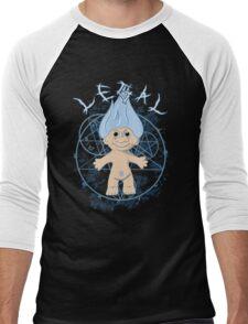 Legal - Troll Doll Men's Baseball ¾ T-Shirt