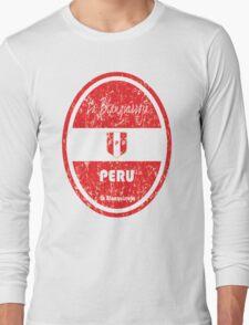Copa America 2016 - Peru Long Sleeve T-Shirt