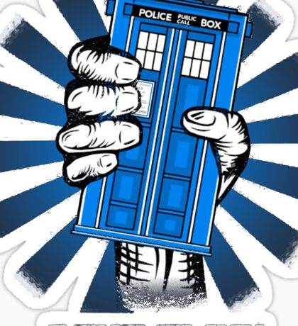 Don't Blink - Doctor Who Sticker