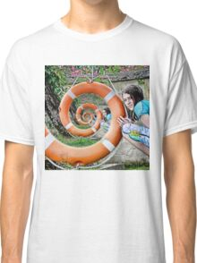 surreal spiral Classic T-Shirt
