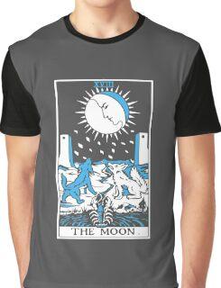 Tarot Moon Graphic T-Shirt