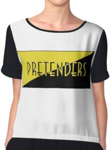 The Pretenders Chiffon Top