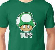 Super Mario, 1 UP Mushroom Unisex T-Shirt