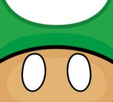 Super Mario, 1 UP Mushroom Sticker