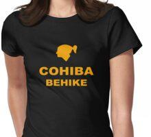 Cohiba Behike Womens Fitted T-Shirt