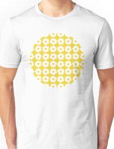 Retro Floral Unisex T-Shirt