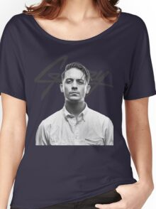 g eazy Women's Relaxed Fit T-Shirt