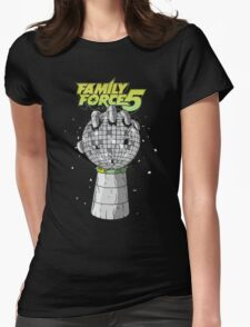 Family Force 5 Womens Fitted T-Shirt