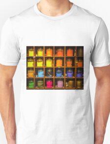 Pigment Pots Unisex T-Shirt