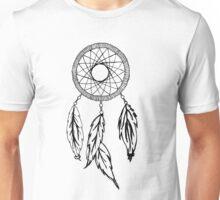 dream catcher sketch Unisex T-Shirt