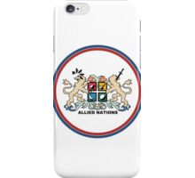 Advance Wars Allied Nations iPhone Case/Skin