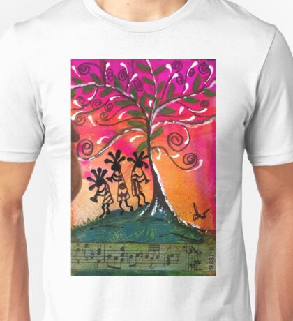 Let's Play Music Unisex T-Shirt