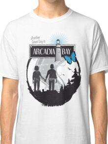Life Is Strange Arcadia Bay Classic T-Shirt