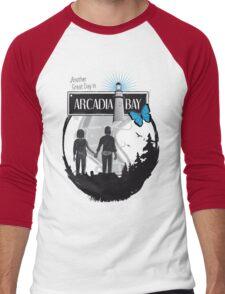 Life Is Strange Arcadia Bay Men's Baseball ¾ T-Shirt