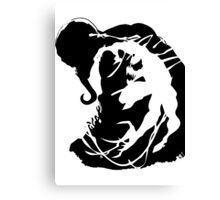 Venom/Carnage Canvas Print